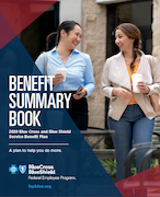 2020 Benefits Summary Book